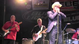 """What Is That She Got"" Mark Hummel & the Golden State - Lone Star Revue"