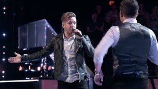 Watch Billy Gilman's Teary Eyed Adele Cover From 'The Voice'
