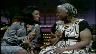 ETHEL WATERS AND BARBARA MCNAIR HOLY UNTO THE LORD
