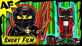 NINJA TRAINING OUTPOST 2516 Lego Ninjago Animated Short & Stop Motion Set Review