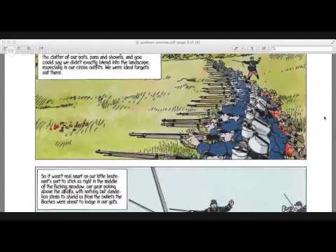 Afte Wednesday: Tardi's WWI and anti-war statements in pop culture and art.