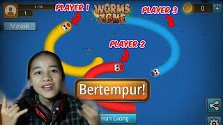 Cara mabar di game worms zone   cacing besar alaska screenshot 1