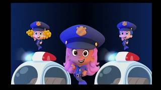 Bubble Guppies The POLICE  cop-etition 2020 #03 Puzzle