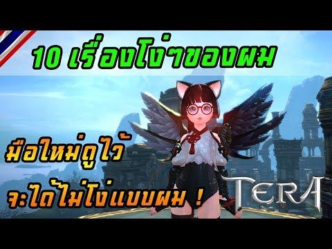 Tera Online  10 เรื่องโง่ๆของผม มือใหม่ควรดูไว้จะได้ไม่โง่แบบผม !