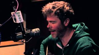 "Josh Ritter - ""Young Moses"" - Radio Woodstock 100.1 - 1/29/15"