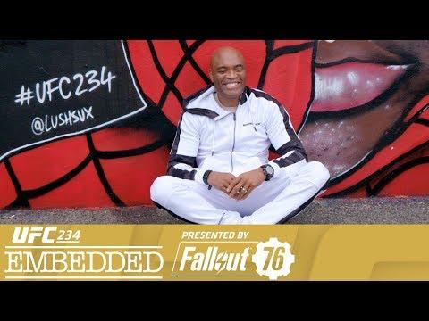 UFC 234 Embedded: Vlog Series - Episode 3