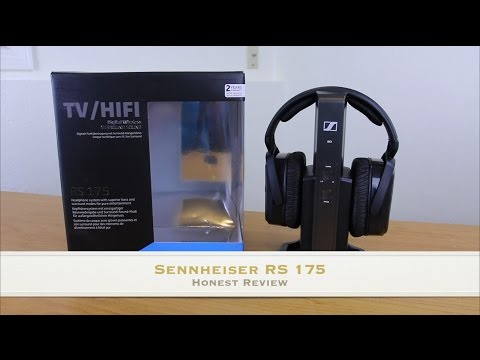 Sennheiser RS 175 Headphone Review