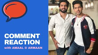 Armaan Malik on his love life | Amaal Malik | Comment Reaction | Mirchi Prerna