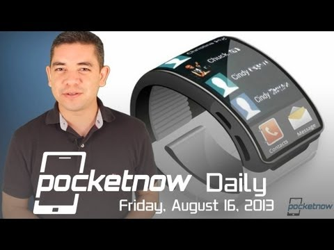 Golden iPhone 5S, Galaxy Gear specs, Nokia tablet & more - Pocketnow Daily
