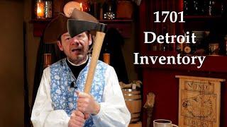 1701 Detroit Trading Post Inventory - Nutmeg Tavern Livestream Replay - Jan 17th, 2020