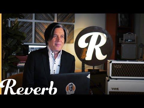 Troy Van Leeuwen Watches Reverb QOTSA Potent Pairings
