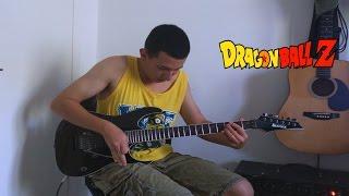 Dragon Ball Z Soundtracks Guitar Medley