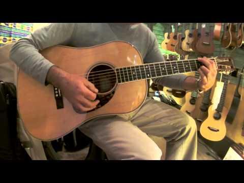 B Street Music - Larrivee Guitar Demo