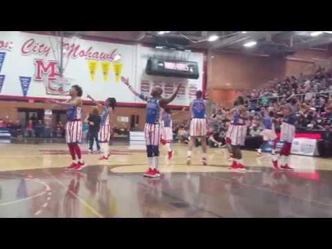 Harlem Globetrotters World Tour at Mason City High School