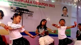 Garo/achick video song by Ansuwa Prachi Mandik