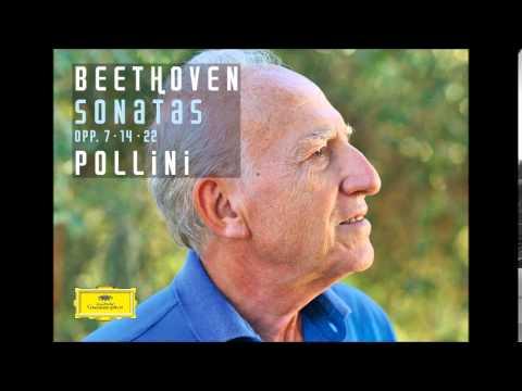 Maurizio Pollini, Beethoven Piano Sonata No.4 in E flat major Op.7
