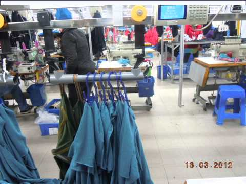 RFID TECHNOLOGY IN APPAREL INDUSTRY