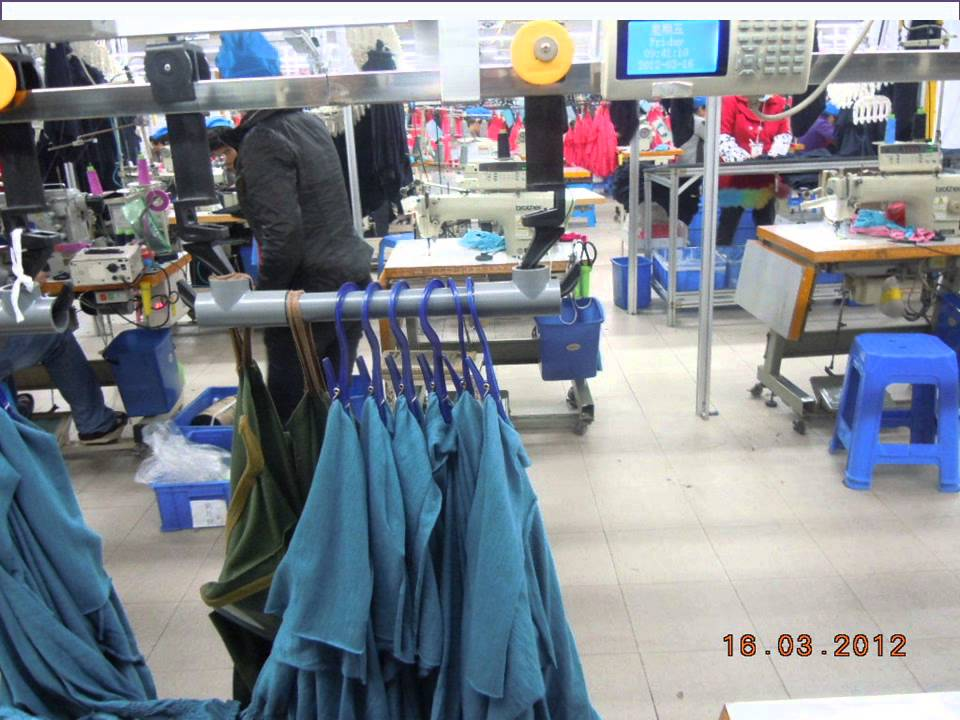 Rfid Technology In Apparel Industry Youtube