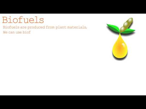 AQA Physics Unit 1 (P1): 4.3 Renewable Energy - Geothermal Energy & Biofuels