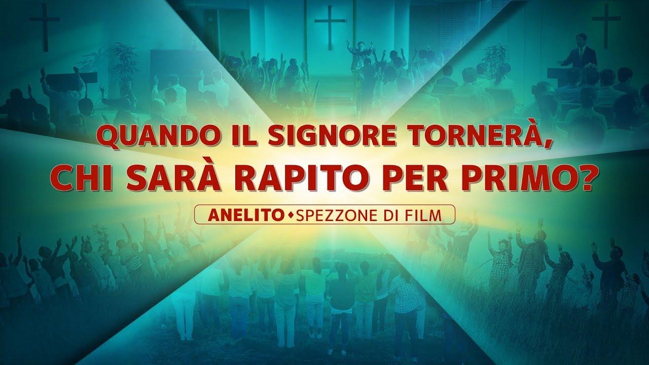 """Film cristiano """"Anelito"""" (Spezzone 3/5) - Quando il Signore tornerà, chi sarà rapito per primo?"""
