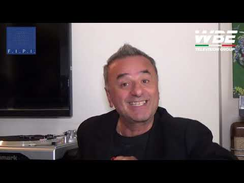 WBE TELEVISION GROUP ALEX PERONI PRESIDENTE FIPI SPOT MILANO MUSIC WEEK