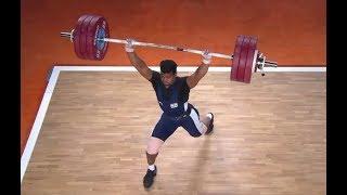 MEN 85kg B CLEAN & JERK / 2017 WEIGHTLIFTING WORLD CHAMPIONSHIPS
