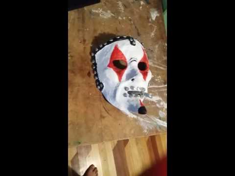 James Root mask IOWA