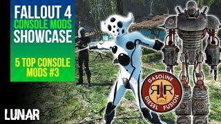 Fallout 4 Console Mods Week 12: Spawn Item, Ultra Rangers, Modern Firearms & More!