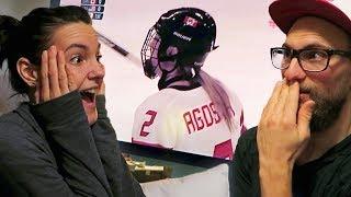 US vs Canada Women's Hockey Reaction