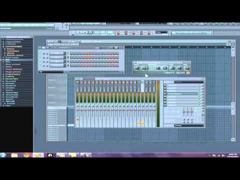 Sends and Returns in FL Studio - How To Tutorial - YouTube