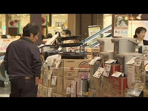 Japanese consumer sales rocket in March - economy