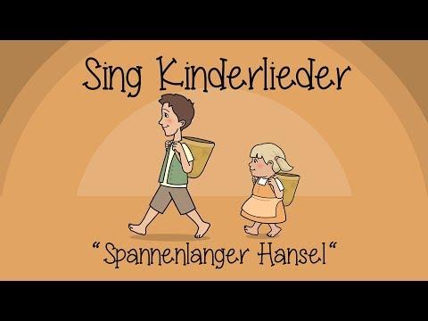 Spannenlanger Hansel - Kinderlieder zum Mitsingen | Sing Kinderlieder