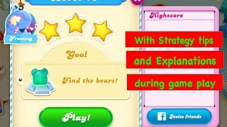 Candy Crush Soda Saga Level 40 Tips and Strategy Explained Throughout 3 star Gameplay