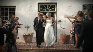 Layne and Jonathan Greenfield Wedding Highlights - South Africa!