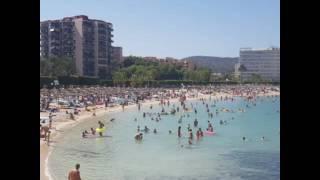 Palmanova Mallorca holiday 2016