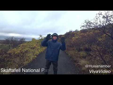 [Ep 26] Iceland - Glacier Lagoon (Mobile Vlog)