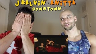 Baixar Anitta & J Balvin - Downtown [REACTION]