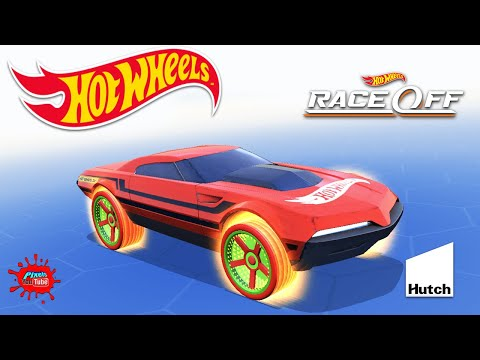Hot Wheels Race Off New Cars Daily Challenge Glow Wheels 2020