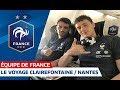 Au coeur du voyage des Bleus à Nantes, Equipe de France I FFF 2019