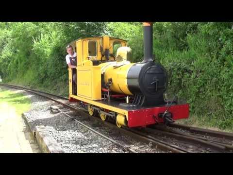 Amberley Museum Railway Gala Saturday 9th July 2016