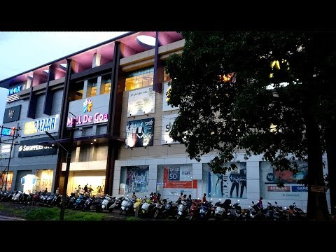 An Evening at Mall De Goa, Porvorim