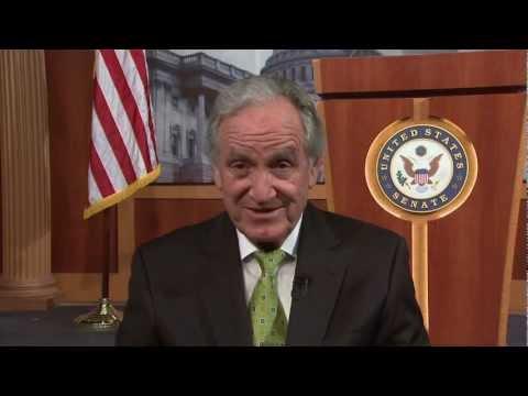 U.S. Sen. Tom Harkin recalls Bill Clinton