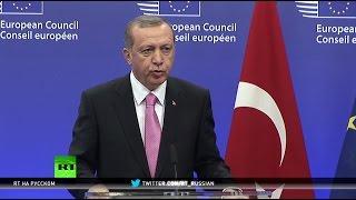 Турция рискует испортить отношения с США и странами ЕС(19 июля в ходе телефонного разговора Барак Обама и Реджеп Тайип Эрдоган обсудили возможную экстрадицию..., 2016-07-20T10:02:30.000Z)