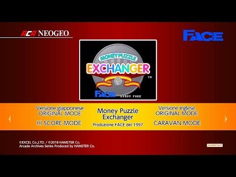 money puzzle exchanger tips