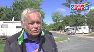 Reportage sur l'aire Camping-Car Park de Royan: les camping-caristes donnent leur avis