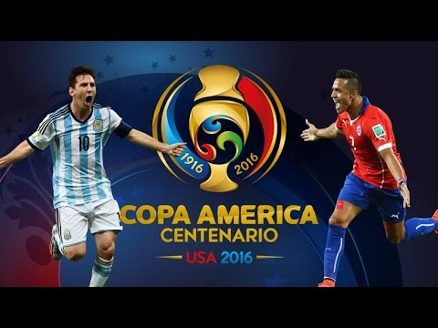 Top 10 Buts Copa America 2016