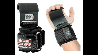 David of Strong by Lee reviews the Grip Power Pads Pro Lifting Hooks