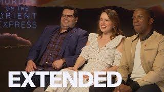 Daisy Ridley, Josh Gad, Leslie Odom Jr. Sing 'Let It Go'