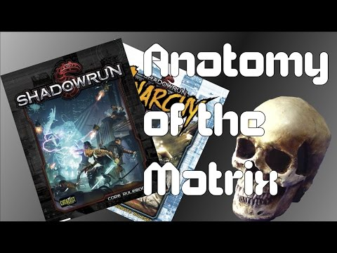 Shadowrun - Anatomy of the Matrix