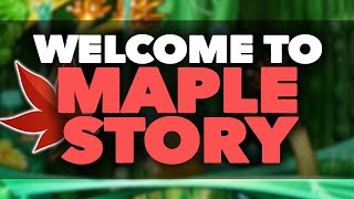 Welcome to MapleStory!